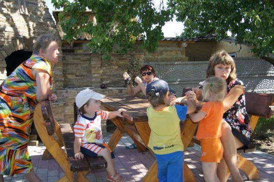 Детский сад в гостинице