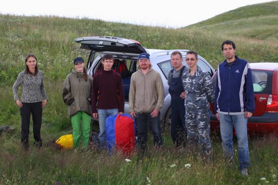 Поездка в Михайловск