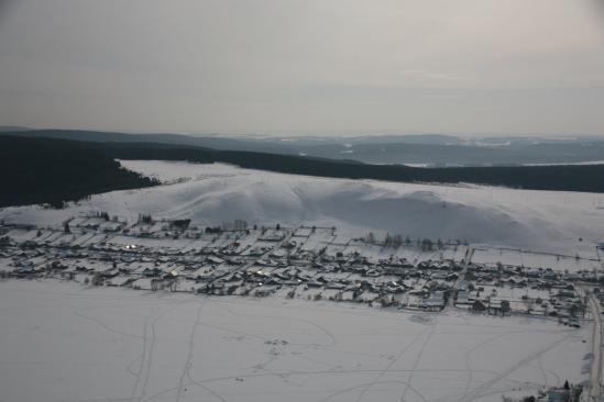 Северный склон в Михайловске